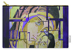 Theotokos II Carry-all Pouch by Sandy McIntire