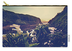 There Is Harmony Carry-all Pouch by Laurie Search
