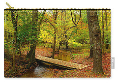 There Is Peace - Allaire State Park Carry-all Pouch