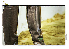 Theres Something About Horses Carry-all Pouch
