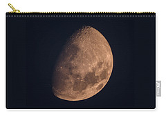 There's A Moon Up Tonight Carry-all Pouch