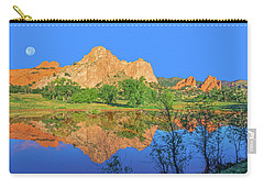 There's A Plenitude Of Awe-inspiring Rock Formations In Colorado.  Carry-all Pouch