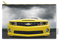 There's A Storm Coming - Camaro Ss Carry-all Pouch
