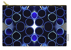 There's Music In The Air Carry-all Pouch by Lori Kingston