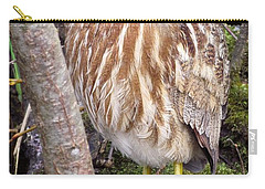 These Boots Will Walk All Over You Carry-all Pouch by I'ina Van Lawick