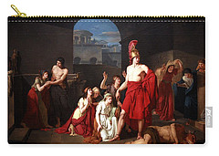 Theseus Victor Of The Minotaur Carry-all Pouch