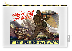 They've Got The Guts Carry-all Pouch