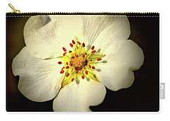 Thimbleberry Bloom  Carry-all Pouch