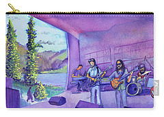 Thin Air At Dillon Amphitheater Carry-all Pouch by David Sockrider