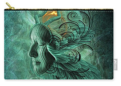 Thinking Deep  Carry-all Pouch