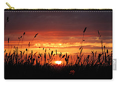 Thinking Of You Carry-all Pouch by Linda Hollis