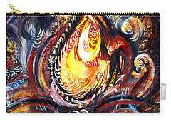 Third Eye - Abstract Carry-all Pouch by Harsh Malik