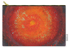 Third Eye Original Painting Carry-all Pouch