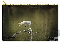 Carry-all Pouch featuring the photograph Thirst by Kim Henderson