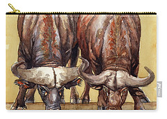 Thirsty Buffalo  Carry-all Pouch