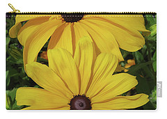 Carry-all Pouch featuring the photograph Thirteen by David Chandler