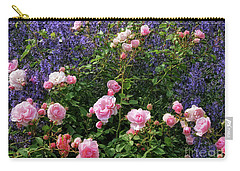 This Beautiful Rose Garden Carry-all Pouch