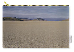 This Is A Dry Lake Pattern Carry-all Pouch