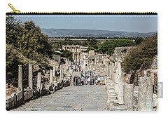 This Is Ephesus Carry-all Pouch by Kathy McClure