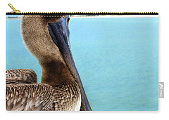 This Is My Town - Pelican At Clearwater Beach Florida  Carry-all Pouch