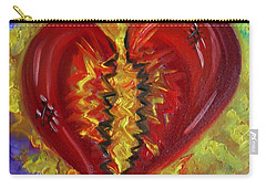 This Old Heart Of Mine Carry-all Pouch