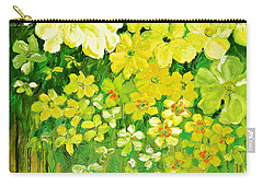 This Summer Fields Of Flowers Carry-all Pouch