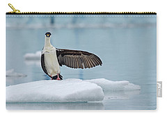Carry-all Pouch featuring the photograph This Way by Tony Beck