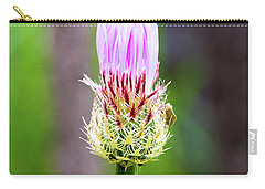 Thistle In The Canyon Carry-all Pouch