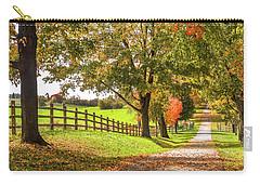 Thomas Farm Lane Carry-all Pouch