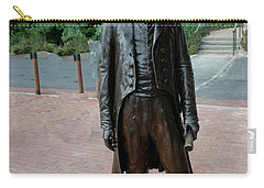 Thomas Jefferson At Monticello Carry-all Pouch