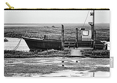 Thornham Harbour, North Norfolk Carry-all Pouch by John Edwards