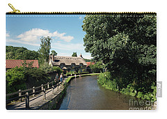 Thornton Le Dale Thatched Cottage Carry-all Pouch