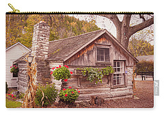 Thorp Cabin Door County Wisconsin Carry-all Pouch