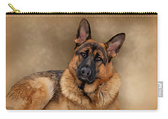 Those Eyes Carry-all Pouch by Sandy Keeton