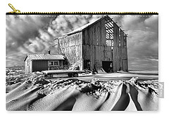 Carry-all Pouch featuring the photograph Those Were The Days by Phil Koch