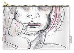 Thoughtful - A Selfie Carry-all Pouch