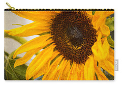 Thoughts Of Autumn Carry-all Pouch by Arlene Carmel