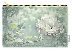 Carry-all Pouch featuring the photograph Thoughts Of You by Linda Lees
