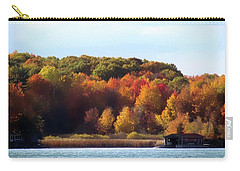 Thousand Island Color Carry-all Pouch