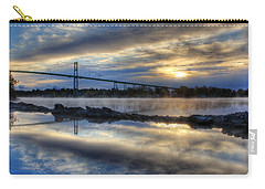 Thousand Islands Bridge Carry-all Pouch
