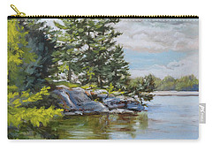 Thousand Islands Carry-all Pouch