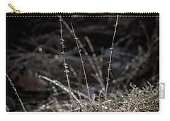Threaded Crystals Carry-all Pouch
