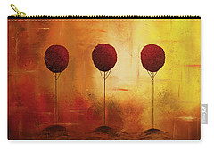 Three Alone But Together Carry-all Pouch