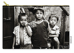 Three Boys Carry-all Pouch