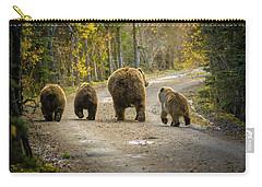 Alaska Photographs Carry-All Pouches