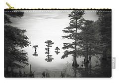 Carry-all Pouch featuring the photograph Three Little Brothers by Eduard Moldoveanu
