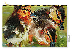 Three Little Ducks Carry-all Pouch