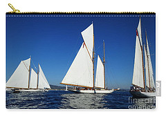 Three Schooners Carry-all Pouch