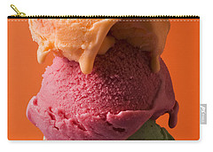 Three Scoops  Carry-all Pouch