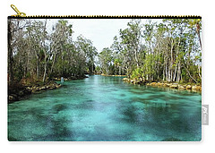 Three Sisters Springs Long View Carry-all Pouch